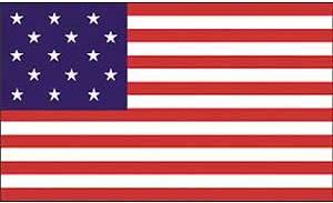 Star Spangle Banner Flag