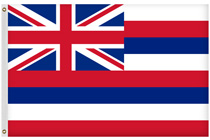 Hawaii State Flag