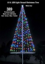 Christmas Tree Kit - Multicolor