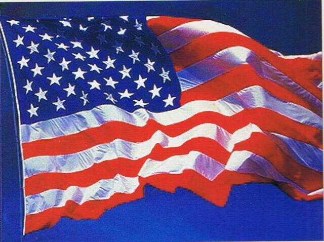 USA Flag 5' x 8' Nylon