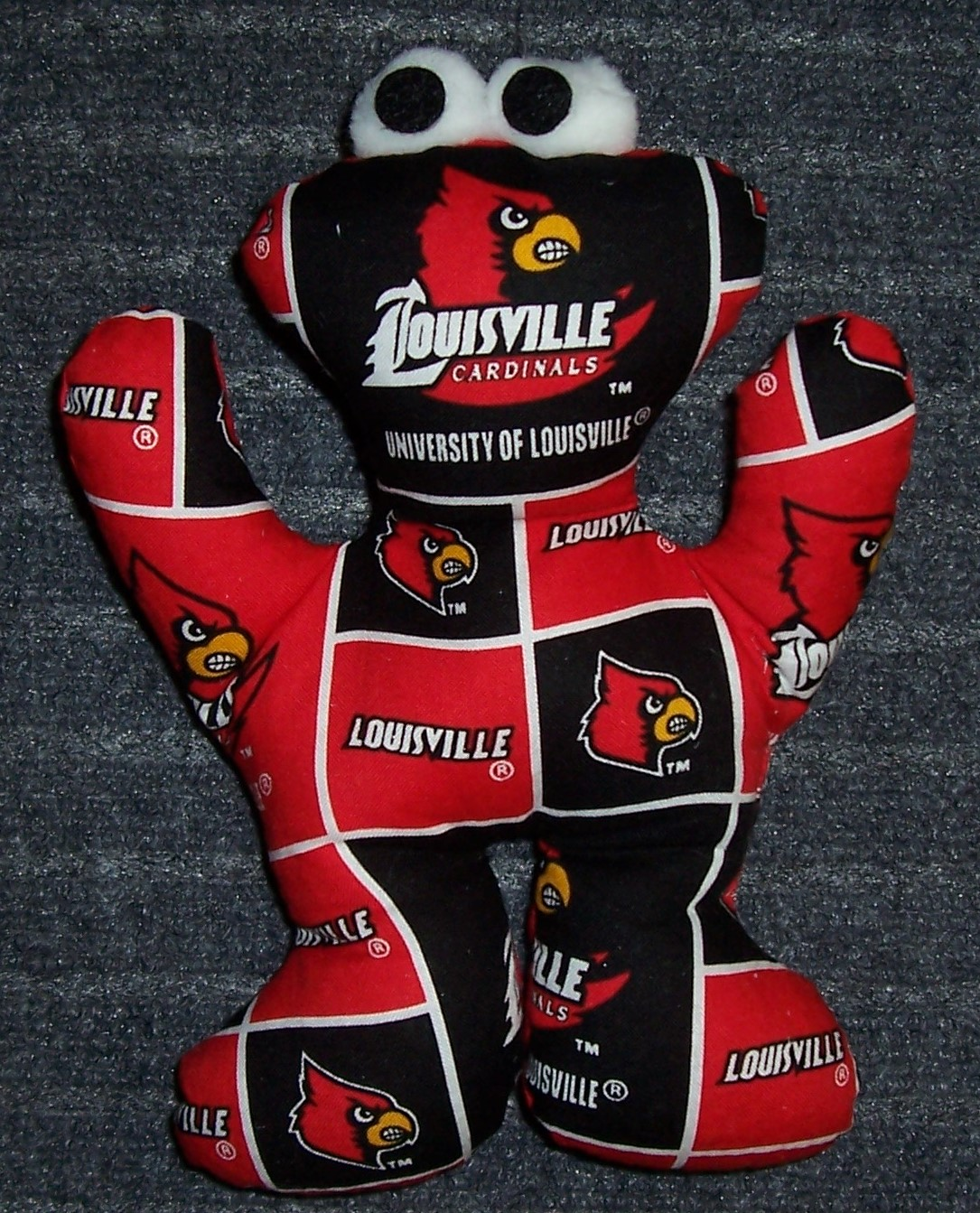 Sports Frogs/Louisville-Cardinals