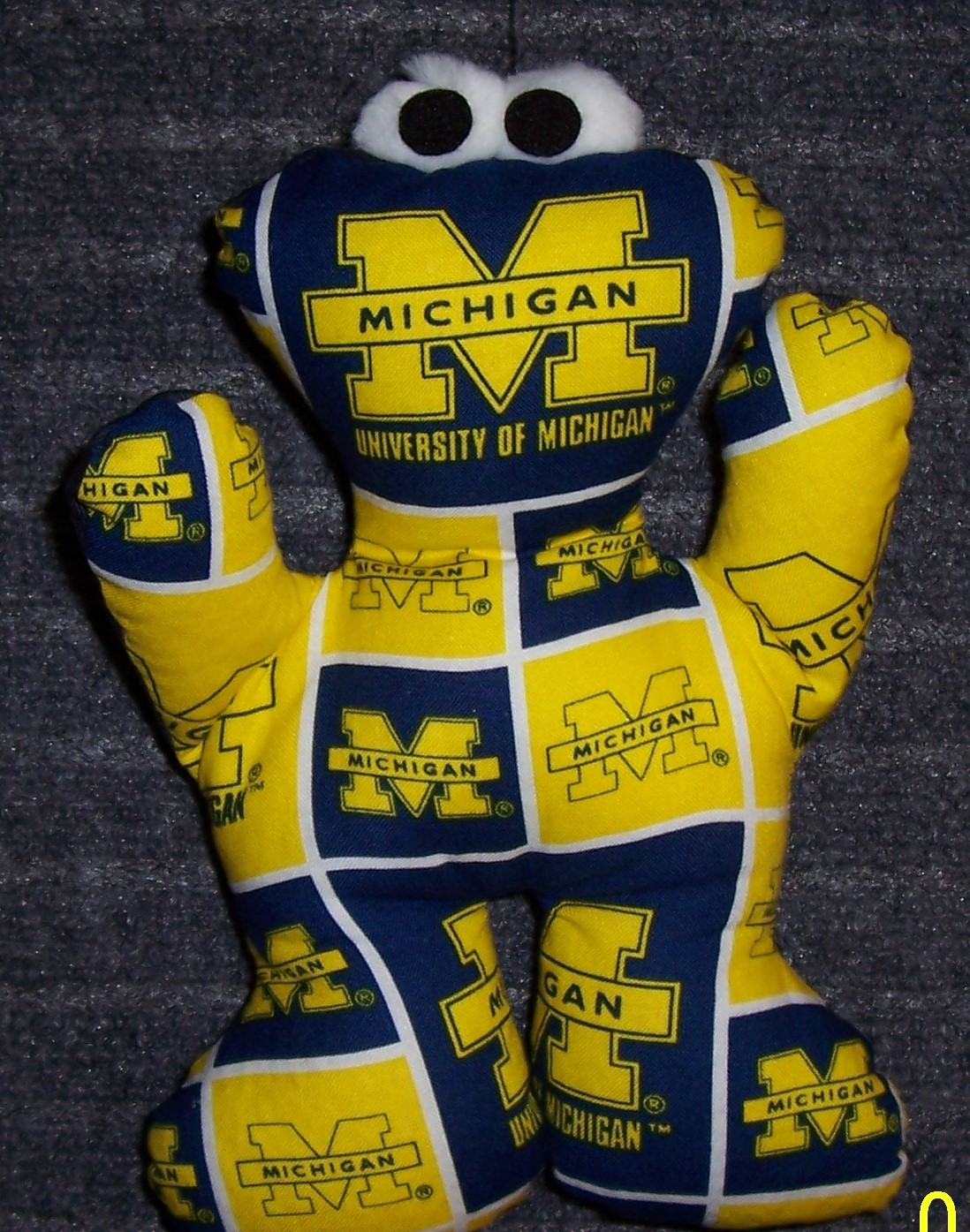 Sports Frogs/Michigan-Blue